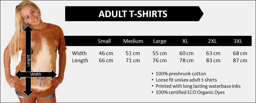 87be9c3f563 Måleskema for t-shirts, Hoodies, tanktops mv.